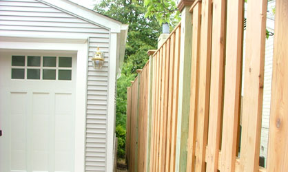 fence contractor falls church va