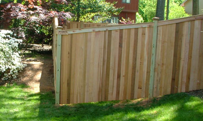 privacy fence chevy chase md