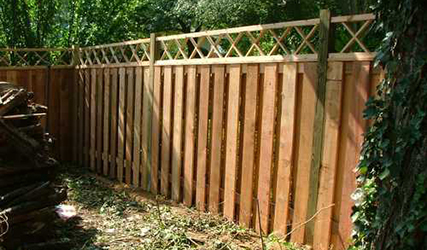 Residential Fences By Accokeek Fence Company Northern